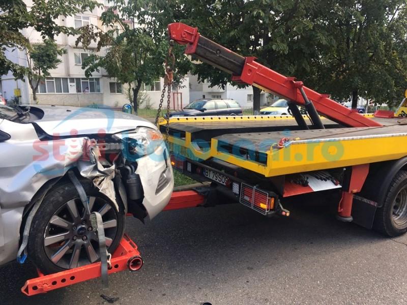 Şofer prins băut la volan în urma unui accident în care nu avea nicio vină