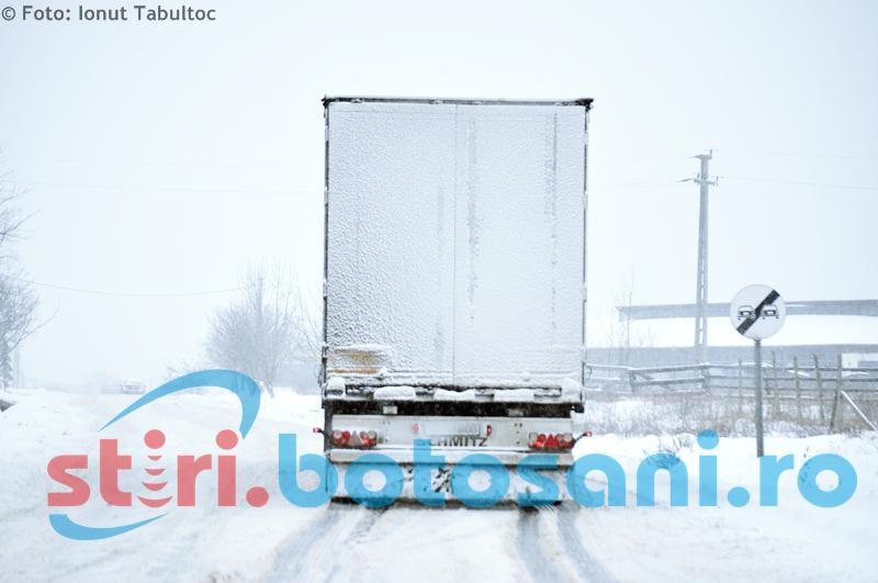 Şoferi inconştienţi pe drumurile din Botoşani!