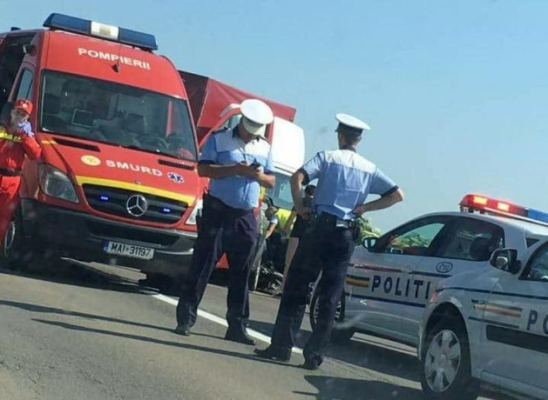 Șoferii mașinilor de poliție, pompieri sau de pe ambulanțe, trimiși la cursuri