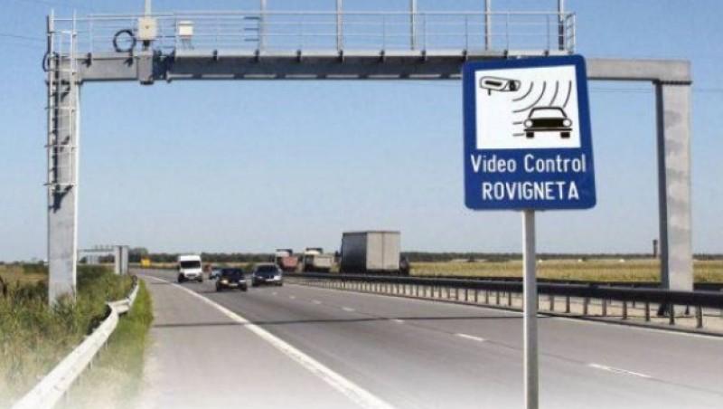 Şoferii vor primi mail-uri de avertizare cu privire la expirarea rovinietei