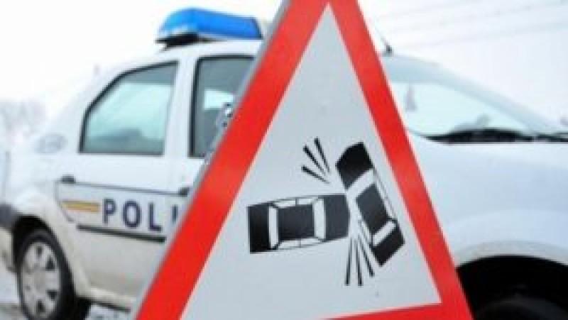 Șoferiță rănită într-un accident: Mașina unui botoșănean s-a izbit în ea!