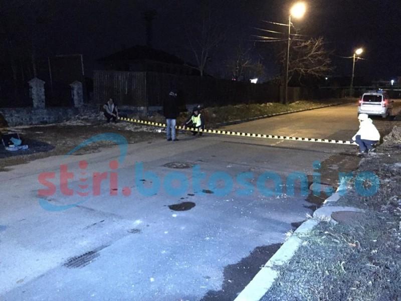 Șoferul care a accidentat grav un bărbat pe strada Popăuți, după care a fugit, a fost găsit de polițiști!