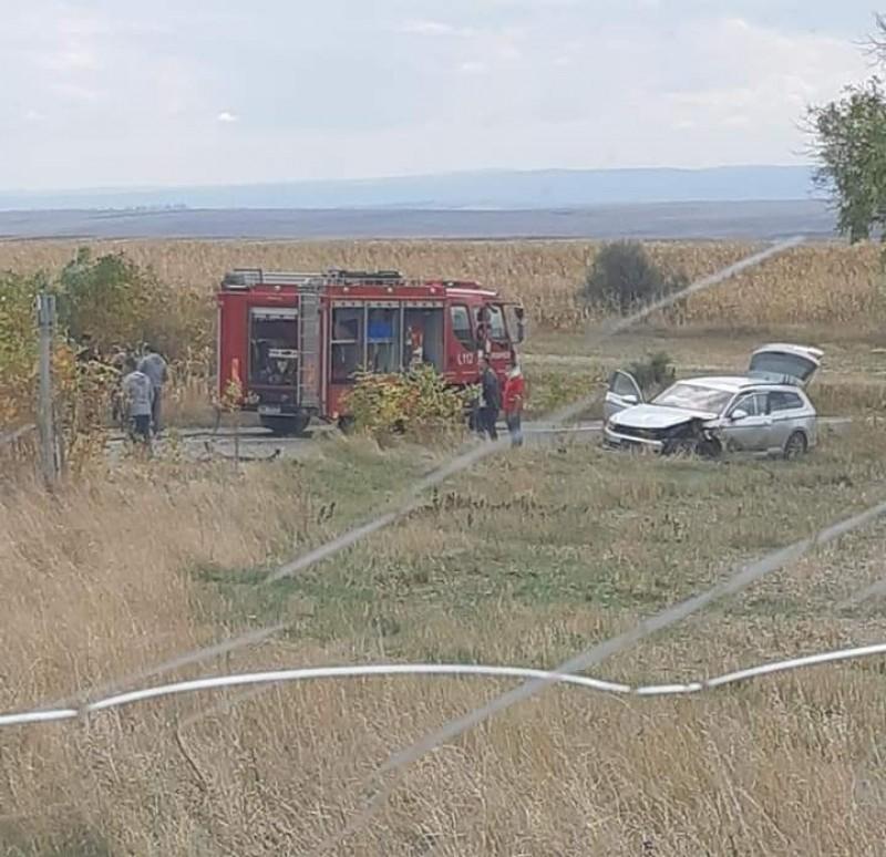 Şoferul de 46 de ani implicat în accidentul de circulaţie de la Ungureni a decedat pe patul de spital, 24 de ore mai târziu