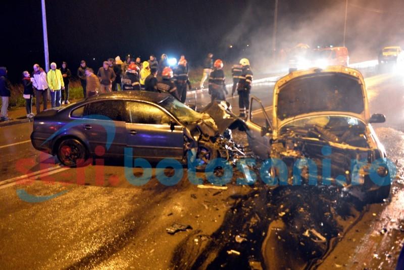 Șoferul mort în accidentul de la Lebăda avea o alcoolemie uriașă!