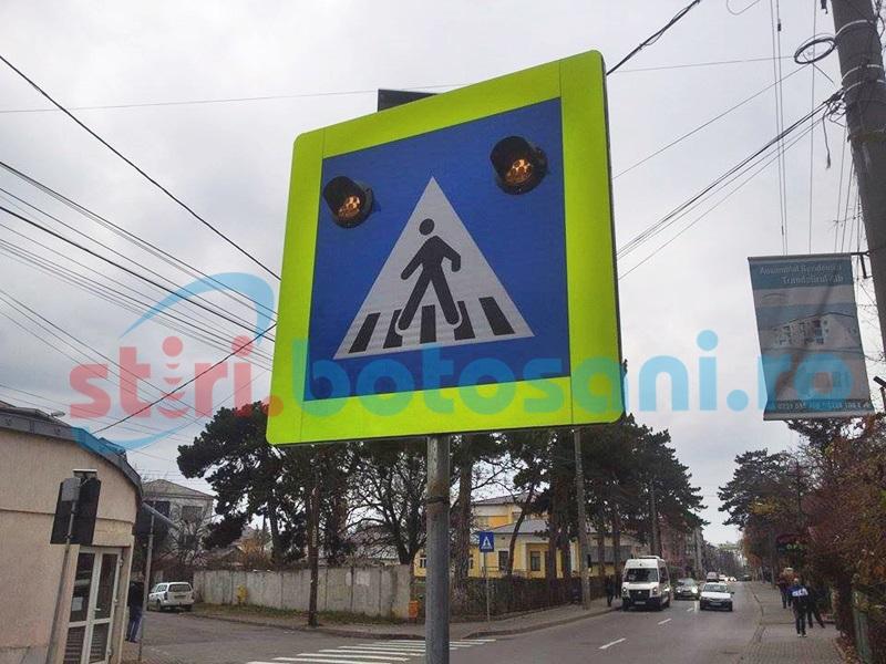Solicitare pentru înființarea unei treceri de pietoni lângă o școală din municipiu