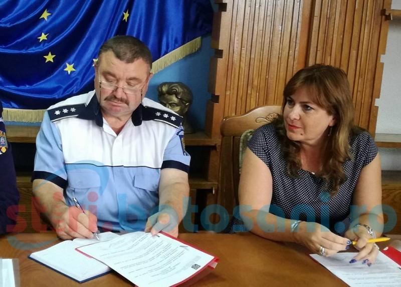 """Subprefectul de Botoşani: """"Este foarte uşor să pui radarul, să îţi faci planul..."""". Ce a cerut poliţiştilor rutieri!"""