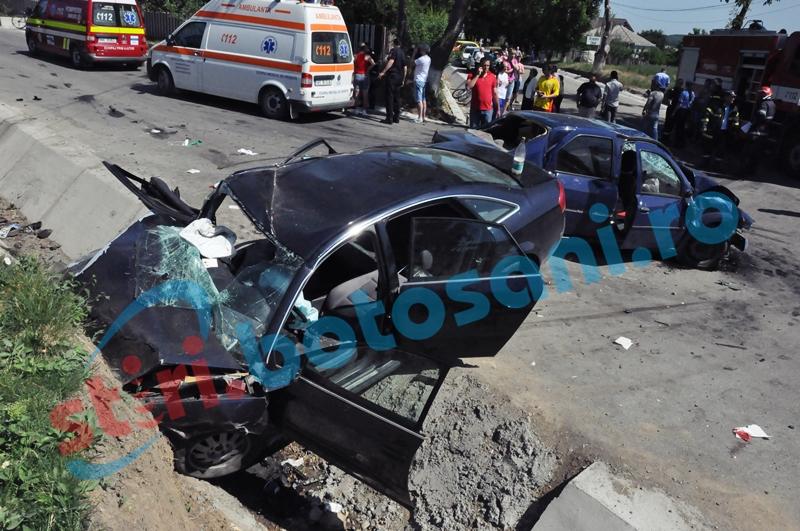 Soluție propusă pentru intersecția morții de la Orășeni Deal. Cum ar putea fi avertizați șoferii!