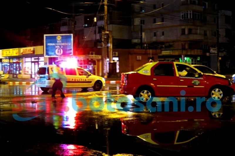 Soluții căutate pentru o intersecție aglomerată din municipiul Botoșani