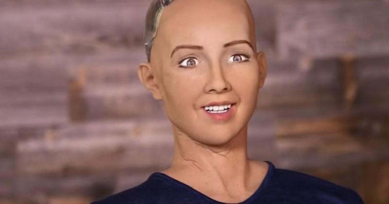 Sophia, primul robot din lume care a primit cetățenie! VIDEO