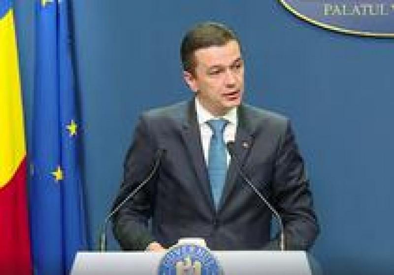 Sorin Grindeanu: Il indemn pe viitorul premier sa schimbe echipa de la ANAF!