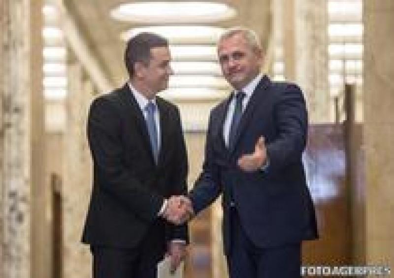 Sorin Grindeanu: Ma astept la o executie publica. Nu Dragnea mi-a cerut direct demisia
