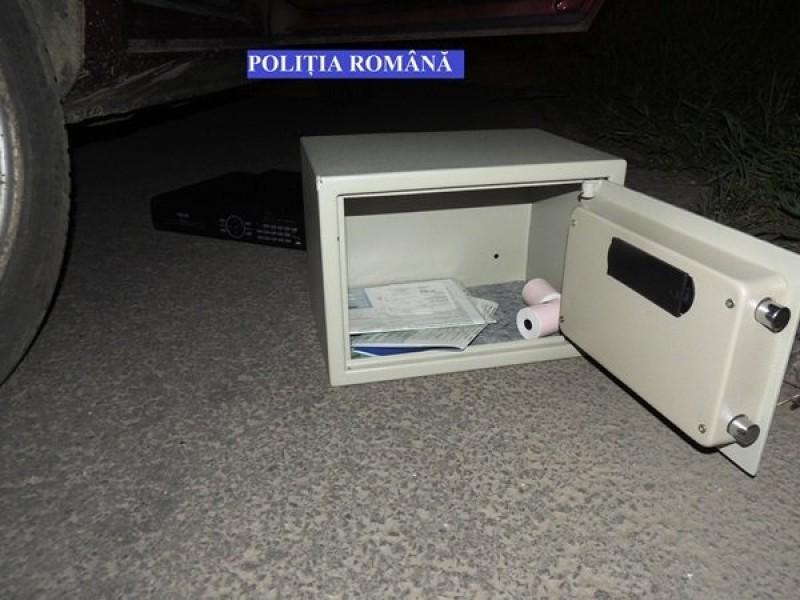 Spargere la un Protopopiat din judeţul Botoşani! Hoţii au plecat cu tot cu seif!
