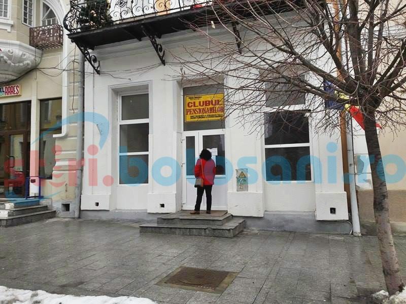 Spațiu închis în Centrul Vechi din cauza problemelor la structura de rezistență! FOTO