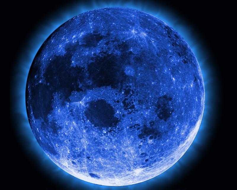 Spectacol cosmic unic, în noaptea de 31 martie. Cât mai așteptăm până la următoarea Lună Albastră