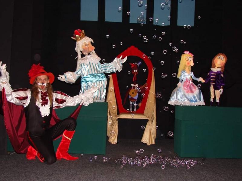 """Spectacol pentru cei mici, în această săptămână, la Teatrul """"Vasilache"""""""