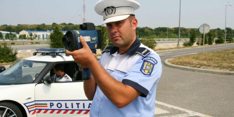 Speed Marathon – Toate radarele din România funcționează astăzi simultan!
