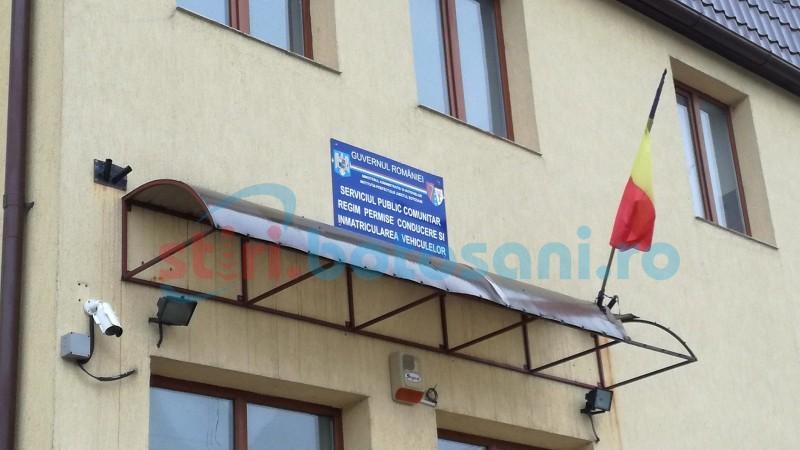 Speranţe pentru noi angajări la Serviciul Permise şi Înmatriculări Botoşani