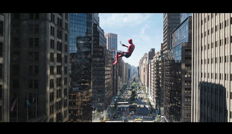 """""""Spider-Man: Far From Home"""", al doilea film cu cele mai mari încasări de Ziua Independenţei"""
