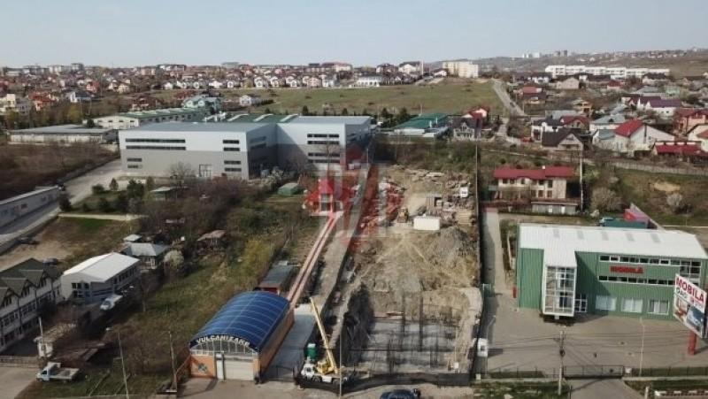 Spital de zi în Iași, construit de o firmă din Săveni