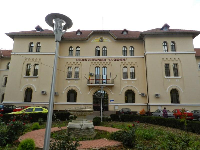 Spitalul de Recuperare revine la normal