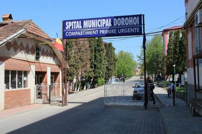 Spitalul din Dorohoi trimite cadrele medicale la instruire, pentru a se face testări COVID în unitate