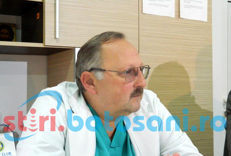 """Spitalul Județean """"Mavromati"""" de la Botoșani a rămas fără manager"""