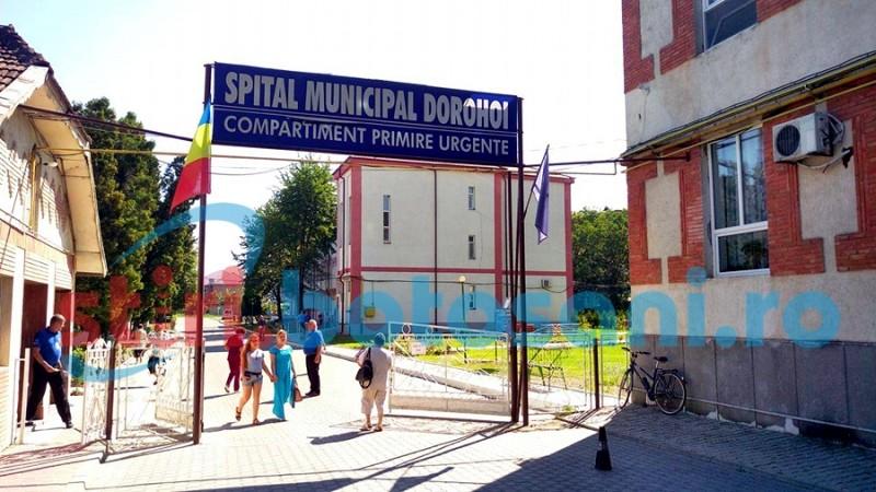Spitalul Municipal din Dorohoi scoate cinci posturi la concurs