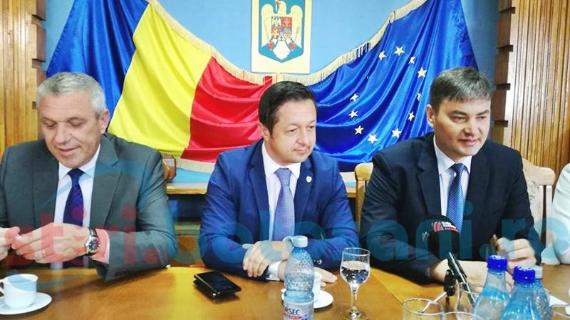 Sprijin cerut de reprezentanţii Inspectoratului Şcolar Ministrului Tineretului şi Sportului, pentru construcţia unei noi săli de sport