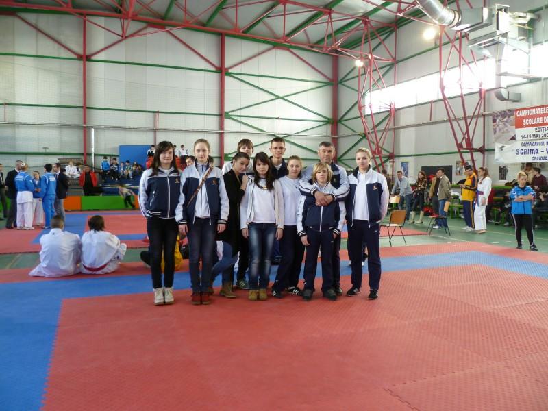 Sportivi botosaneni premiati la Campionatul National de Karate