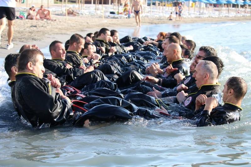 Sportivi botoşăneni de la Clubul CS Dao au participat la stagiul național de Qwan Ki Do de la malul mării! FOTO