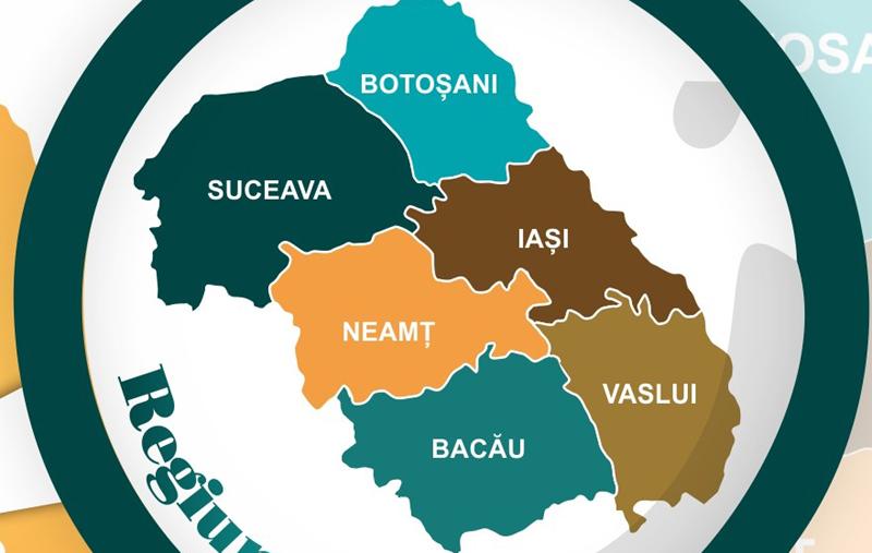 Sprijin la nivelul Regiunii de Nord-Est pentru finanțarea de proiecte de la Botoșani