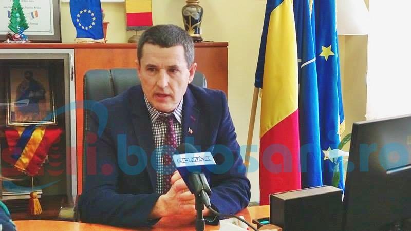 Primarul din Stăuceni a cedat, pentru moment, și a dat salariile angajaților