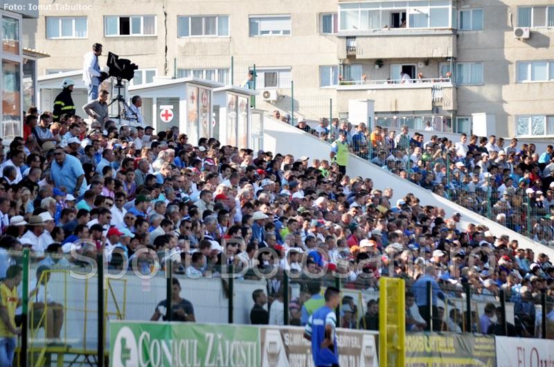 Stadionul Municipal va fi arhiplin la meciul cu Steaua București!