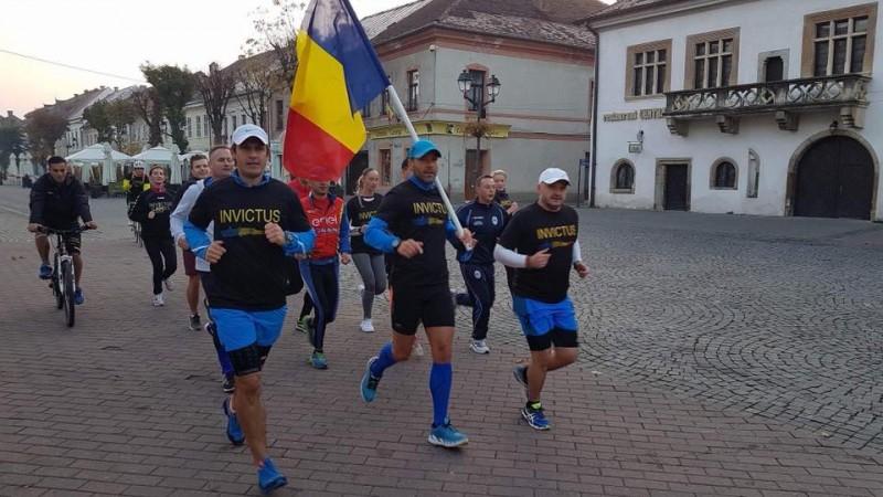 Ștafeta Veteranilor ajunge, joi, la Botoșani!