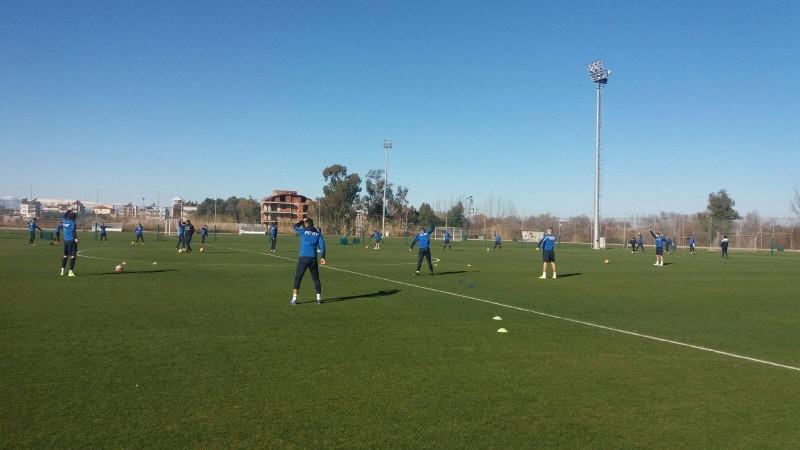 Stagiu de pregătire în Antalya pentru jucătorii FC Botoşani