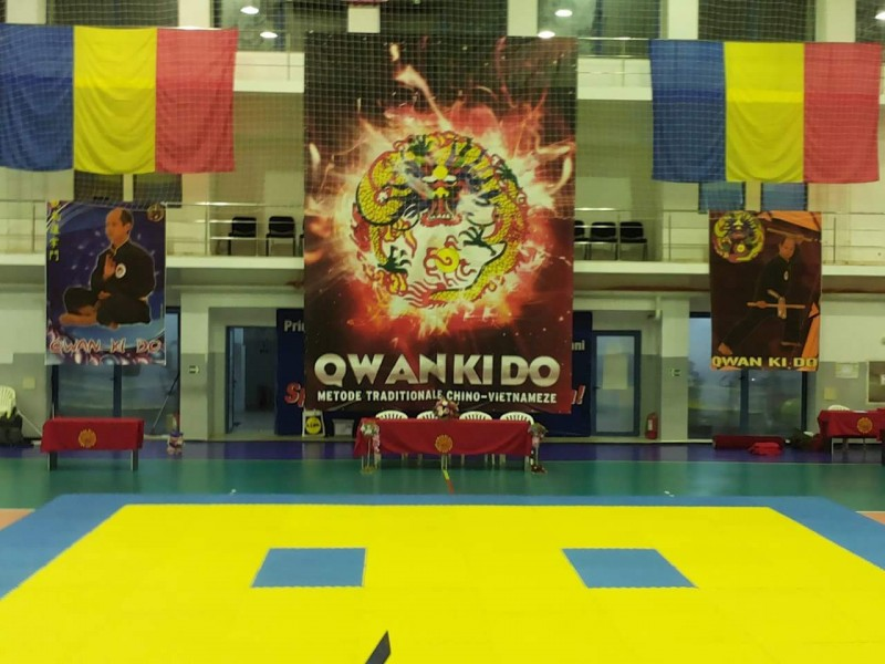 Stagiul Național pentru Antrenori și Instructori de Qwan Ki Do, desfășurat la Botoșani, în perioada 8-10 septembrie 2017