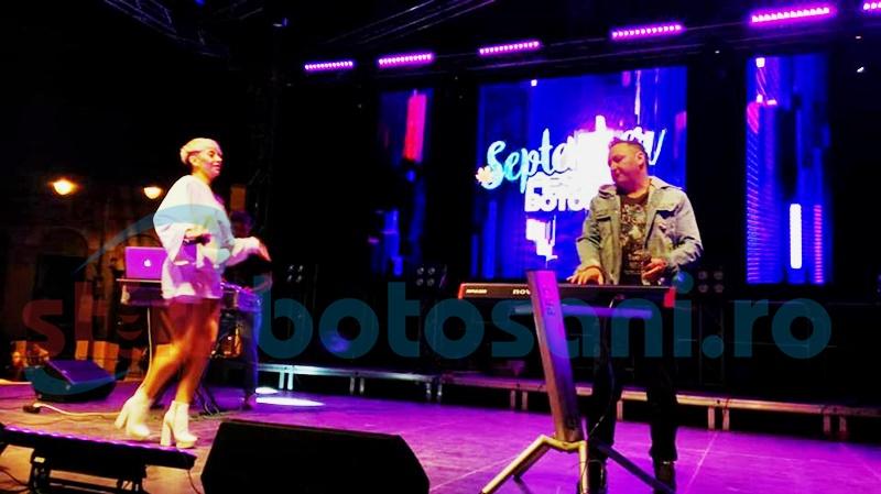 Start la distracție în Centrul Vechi: Seară incendiară cu Adrian Enache și DJ Project&Giulia - FOTO