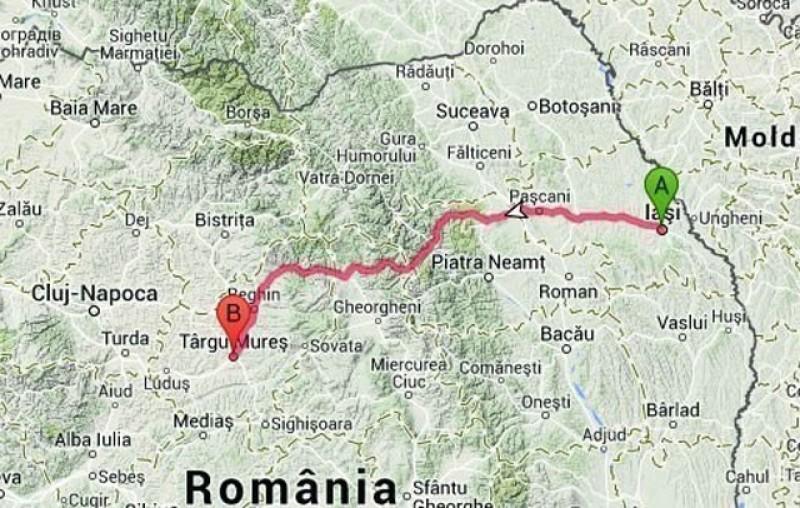 """START pentru realizarea studiului de fezabilitate şi proiectului tehnic la """"Autostrada Unirii"""" A8"""