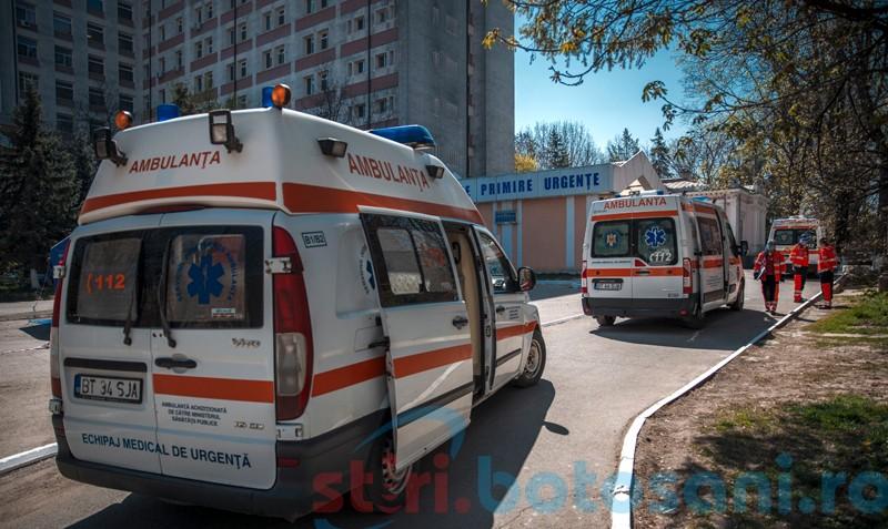 Stați în casă: Covid – 19 face ravagii între cadrele Spitalului Județean Botoșani