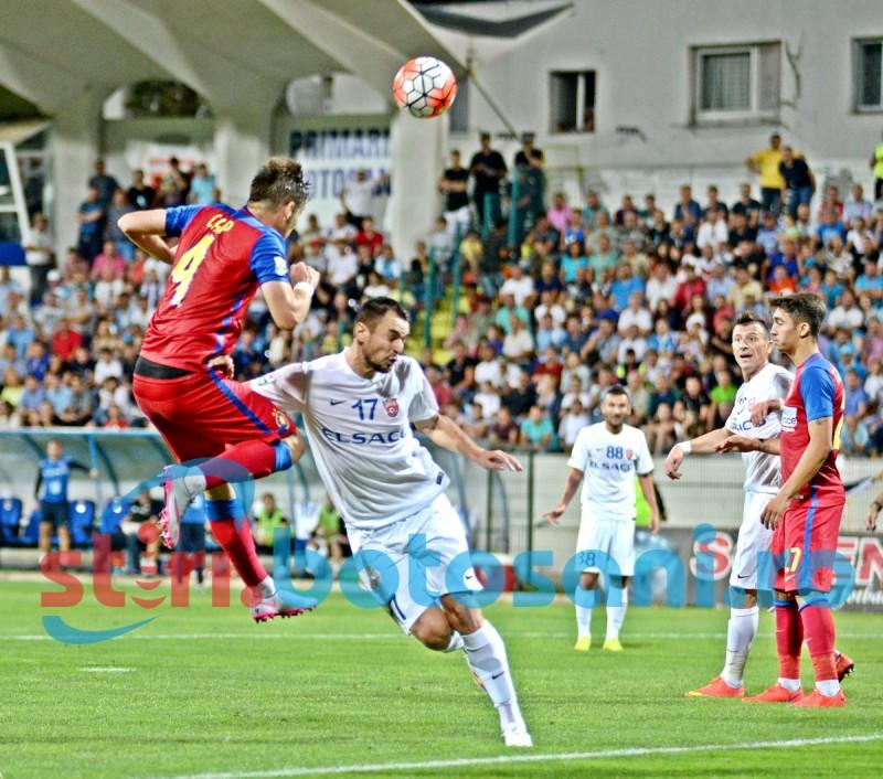 """STATISTICĂ: Va reuși """"buturuga mică"""" să răstoarne """"carul mare""""? 6 victorii și 16 goluri de partea Stelei, în meciurile cu Botoșani!"""