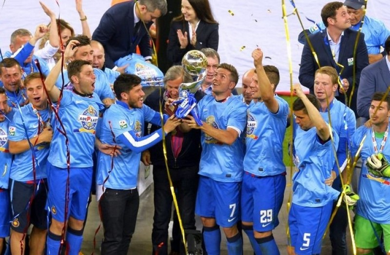 Steaua a cîștigat Cupa Ligii în fața Pandurilor, scor 3-0