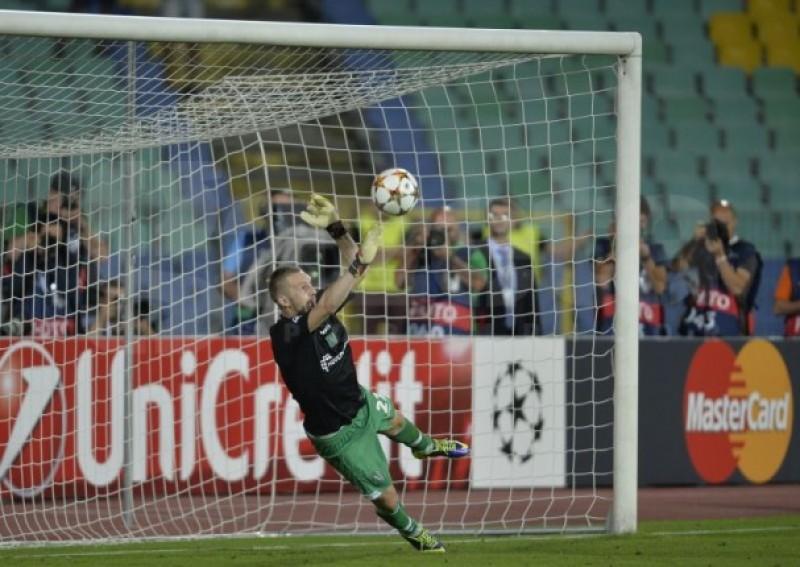 Steaua a pierdut calificarea în faţa bulgarilor după două penalty-uri apărate de... MOŢI