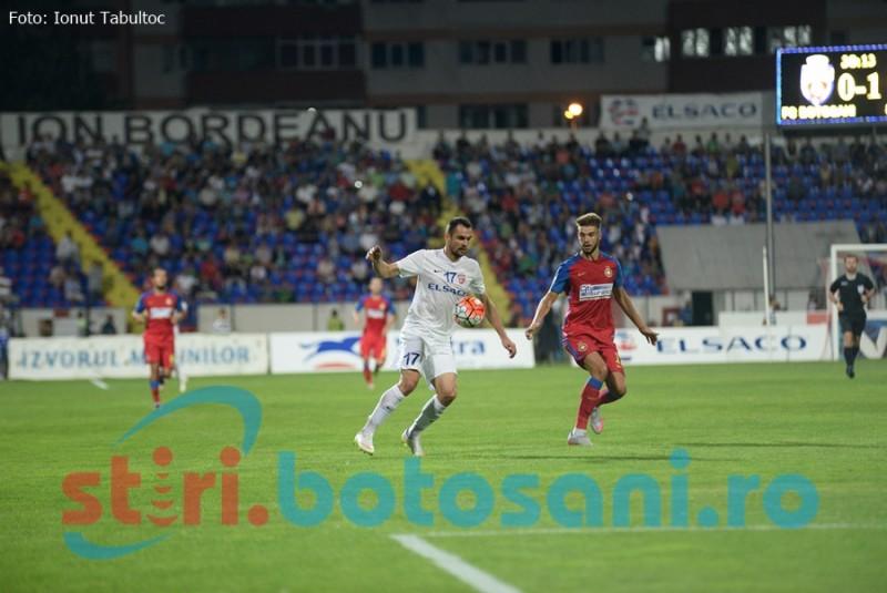 Steaua Bucuresti - FC Botosani 5-3 - Meci nebun la Cluj