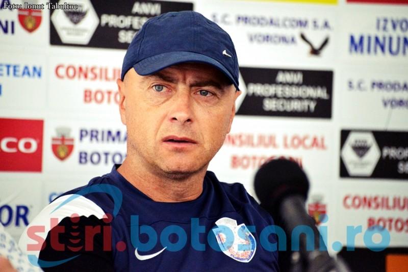 """Steaua vine la Botosani! Leo Grozavu: """"Nu cred că va conta absenta lui Stanciu"""""""