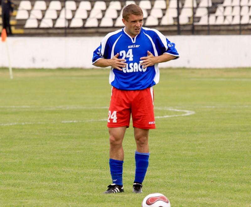 Ştefan Apostol a revenit la FC Botosani