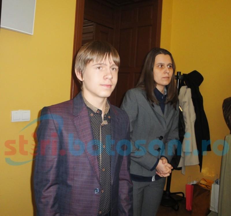 Ștefan Bălăucă, bronz la Olimpiada de Lingvistică de la Dublin!