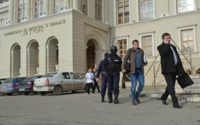 Stomatolog din Botoșani condamnat în dosarul de corupție de la Universitatea de Medicină şi Farmacie din Iaşi!