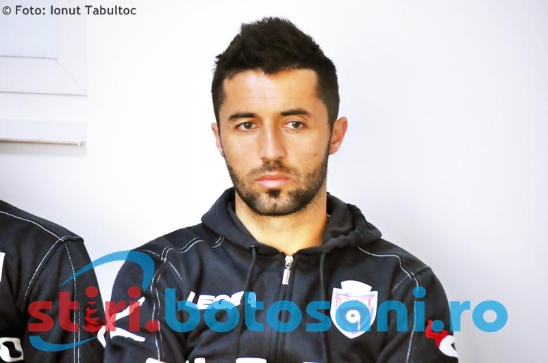 Stranierii de la FC Botosani, 99,9 % apti pentru meciul cu FC Brasov