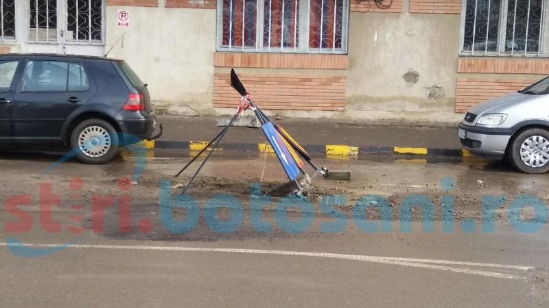 Străzi lăsate cu gropi după intervenţii la reţelele de utilităţi