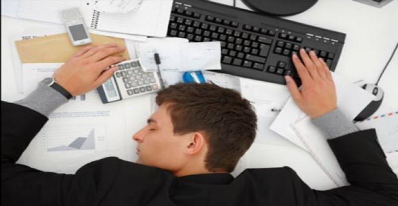 Stresul, recunoscut ca boală profesională. Care sunt angajații cu cele mai mari probleme